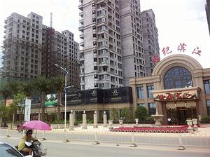 江西荣昌国际用品城防水项目