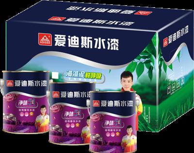 HC-508 5L 净味5合1植物精华水漆